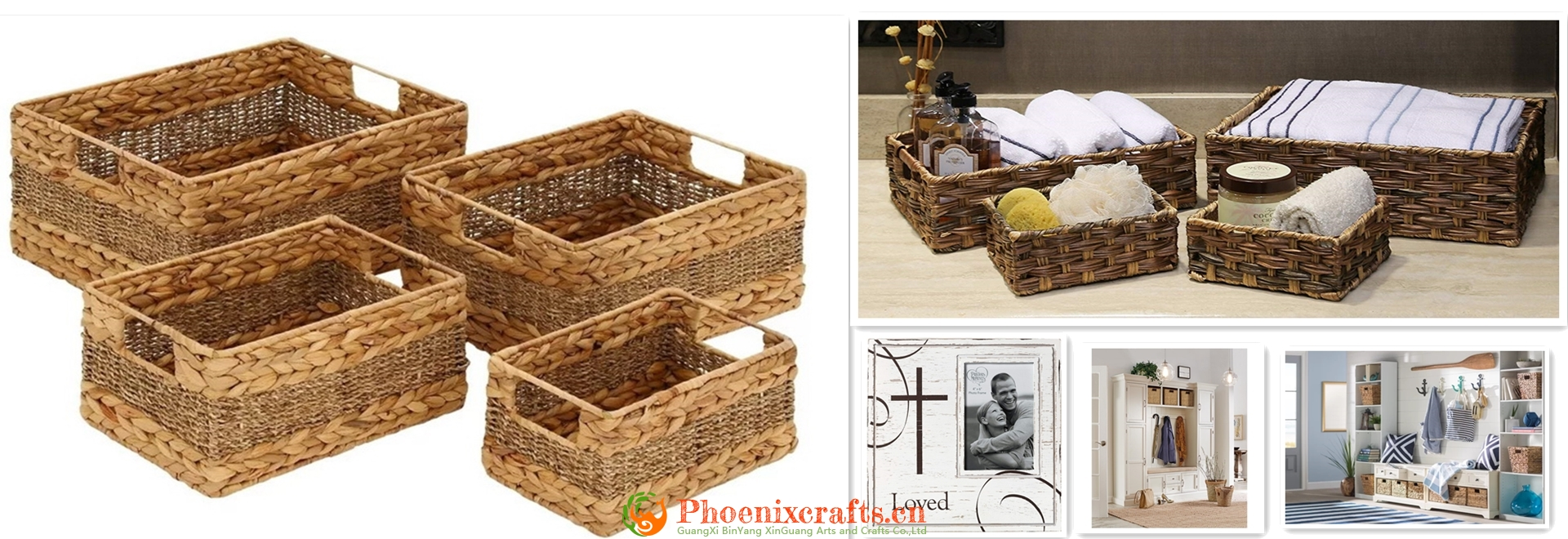 Home Office Baskets